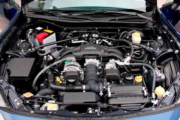 На контрактный двигатель и АКПП можно получить гарантию в несколько месяцев