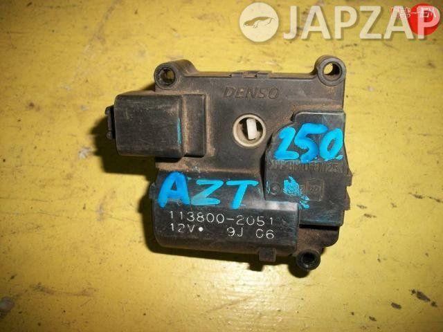 Моторчик привода заслонок печки для Toyota Avensis